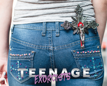 Teen Exorcists - Poster / Capa / Cartaz - Oficial 1
