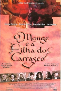O Monge e a Filha do Carrasco - Poster / Capa / Cartaz - Oficial 1