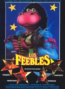 Meet the Feebles - Poster / Capa / Cartaz - Oficial 3