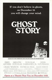 História de Fantasmas - Poster / Capa / Cartaz - Oficial 4