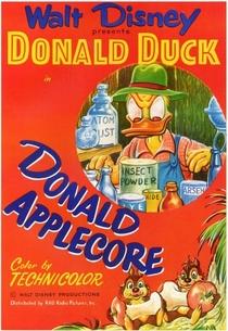O Pomar de Donald - Poster / Capa / Cartaz - Oficial 1