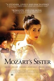 Mozart's Sister - Poster / Capa / Cartaz - Oficial 1