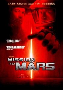 Missão: Marte - Poster / Capa / Cartaz - Oficial 5