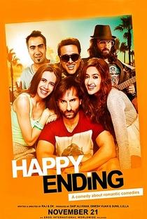 Happy Ending - Poster / Capa / Cartaz - Oficial 5
