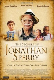 As Histórias de Jonathan Sperry - Poster / Capa / Cartaz - Oficial 1