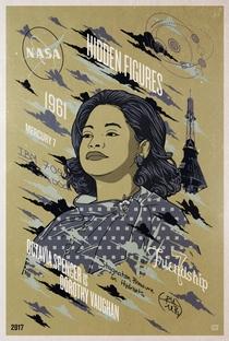 Estrelas Além do Tempo - Poster / Capa / Cartaz - Oficial 5