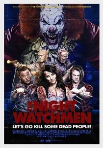 Os Vigias Noturnos - Poster / Capa / Cartaz - Oficial 3