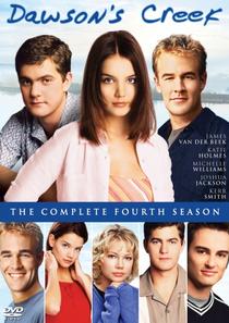Dawson's Creek (4ª Temporada) - Poster / Capa / Cartaz - Oficial 2