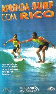 Aprenda Surf com Rico - Poster / Capa / Cartaz - Oficial 1