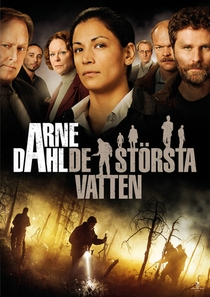 Arne Dahl: Muitas Águas - Poster / Capa / Cartaz - Oficial 1
