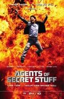 Agents of Secret Stuff (Agents of Secret Stuff)