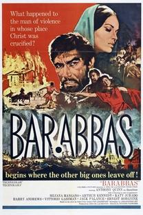 Barrabás - Poster / Capa / Cartaz - Oficial 4