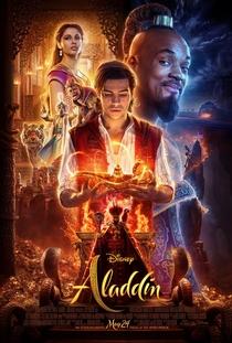 Aladdin - Poster / Capa / Cartaz - Oficial 3