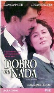 Dobro Ou Nada - Poster / Capa / Cartaz - Oficial 1