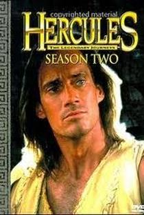 Hércules: A Lendária Jornada (2ª Temporada) - Poster / Capa / Cartaz - Oficial 2
