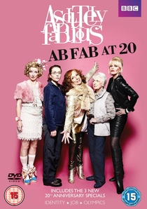 Absolutely Fabulous (6ª temporada) - Poster / Capa / Cartaz - Oficial 2