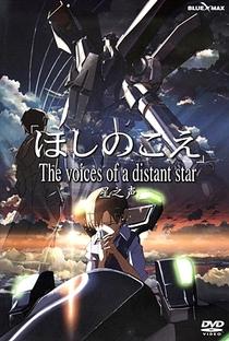 Vozes de uma Estrela Distante - Poster / Capa / Cartaz - Oficial 4