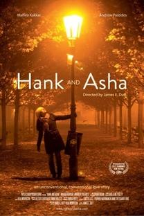 Hank e Asha - Poster / Capa / Cartaz - Oficial 1