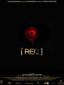 [REC] - Poster / Capa / Cartaz - Oficial 3