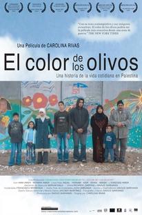 A Cor das Oliveiras - Poster / Capa / Cartaz - Oficial 1