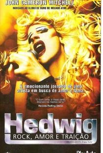 Hedwig: Rock, Amor e Traição - Poster / Capa / Cartaz - Oficial 5