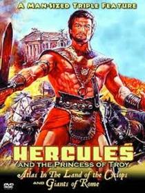 Hércules e a Princesa de Tróia - Poster / Capa / Cartaz - Oficial 1