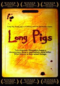 Long Pigs - Poster / Capa / Cartaz - Oficial 1