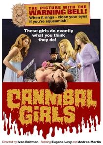 Cannibal Girls - Poster / Capa / Cartaz - Oficial 1