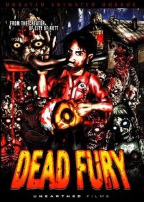 Mortos furiosos - Poster / Capa / Cartaz - Oficial 4