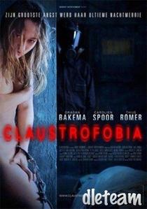 Claustrofobia - Poster / Capa / Cartaz - Oficial 1