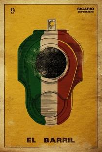 Sicario: Terra de Ninguém - Poster / Capa / Cartaz - Oficial 9