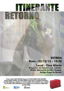 Itinerante Retorno - Poster / Capa / Cartaz - Oficial 1