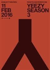 Kanye West SEASON 3 / ALBUM  at Madison Square Garden in New York, NY - Poster / Capa / Cartaz - Oficial 1