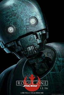 Rogue One: Uma História Star Wars - Poster / Capa / Cartaz - Oficial 22
