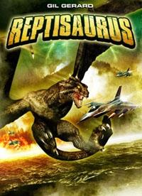 Reptisaurus - Poster / Capa / Cartaz - Oficial 1