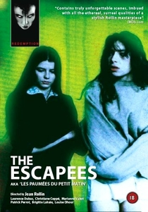 The Escapees - Poster / Capa / Cartaz - Oficial 1