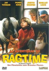 As Aventuras de Ragtime - Poster / Capa / Cartaz - Oficial 1