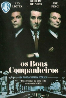 Os Bons Companheiros - Poster / Capa / Cartaz - Oficial 4
