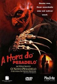 O Novo Pesadelo: O Retorno de Freddy Krueger - Poster / Capa / Cartaz - Oficial 3