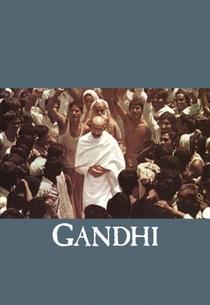 Gandhi - Poster / Capa / Cartaz - Oficial 3