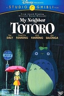 Meu Amigo Totoro - Poster / Capa / Cartaz - Oficial 69
