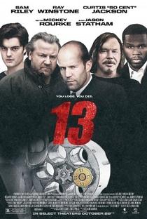 13 - O Jogador - Poster / Capa / Cartaz - Oficial 3
