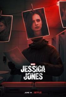 Jessica Jones (3ª Temporada) - Poster / Capa / Cartaz - Oficial 2