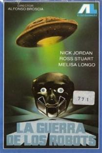 War of the Robots - Poster / Capa / Cartaz - Oficial 2