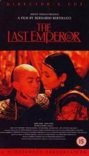 O Último Imperador - Poster / Capa / Cartaz - Oficial 20