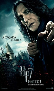 Harry Potter e as Relíquias da Morte - Parte 1 - Poster / Capa / Cartaz - Oficial 14