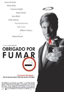 Obrigado por Fumar - Poster / Capa / Cartaz - Oficial 2