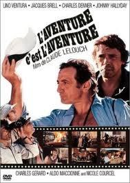 A Aventura é uma Aventura - Poster / Capa / Cartaz - Oficial 1