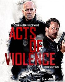 Atos de Violência - Poster / Capa / Cartaz - Oficial 2