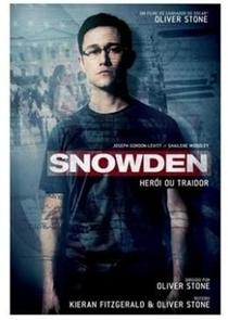 Snowden - Herói ou Traidor - Poster / Capa / Cartaz - Oficial 6